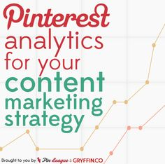 Using Pinterest Analytics to Create an Effective Content Marketing Strategy from @Tailwind Team Team