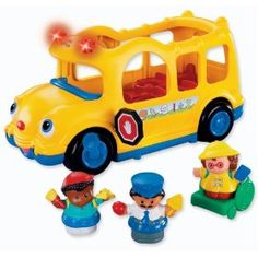 .Fisher Price Little People Lil' Movers School Bus by Fisher Price  (73)Buy new:  $21.99 41 used & new from $15.49(Visit the Most Wished For in Play Vehicles list for authoritative information on this product's current rank.)