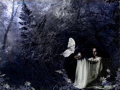 Only during the dark of night. by rustymermaid.deviantart.com on @deviantART