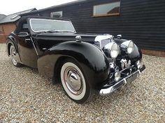 eBay: 1949 TRIUMPH ROADSTER 2000 #pre1960s #cars