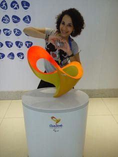 Logo Jogos Paralímpicos Rio2016