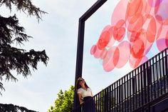 ilia estudio interiorismo: Instalación creativa en Estambul