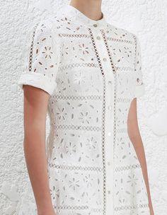 Zimmermann Oleander Bell Dress