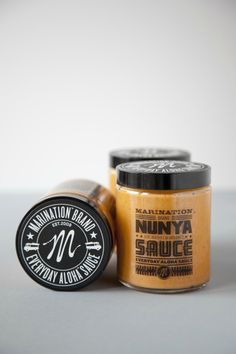 Marination Mobile's Nunya Sauce & Pickled Peppers