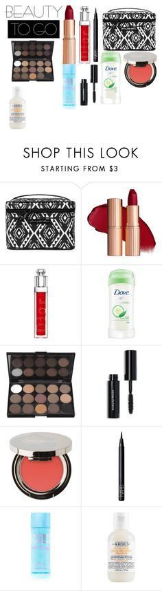 """Untitled #606"" by johannaelyce ❤ liked on Polyvore featuring beauty, Petunia Pickle Bottom, Christian Dior, Dove, Bobbi Brown Cosmetics, Juice Beauty, NARS Cosmetics, Kiehl's and beautyonthego"