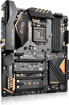 Asrock demos Z170 platforms: DDR4-3400+, USB type-C, Ultra M.2, SATAe | KitGuru