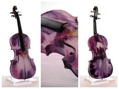 Good company: Painted Violins