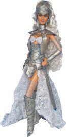 Audrey the Paladin Custom Barbie, Paladin, Princess Zelda, Dolls, Baby Dolls, Puppet, Doll, Baby, Girl Dolls