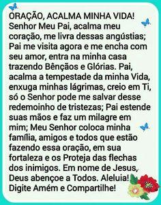 amém Jesus Prayer, Reiki, Meditation, Love You, Sayings, Life, Closet, Personal Prayer, Prayer For Son