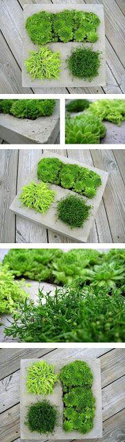 19 Beautiful DIY Cement Crafts To Add Diversity To Your Interior Decor - Garten Design Concrete Pots, Concrete Crafts, Concrete Projects, Concrete Planters, Concrete Garden, Arte Floral, Ikebana, Garden Projects, Garden Pots