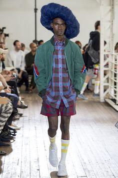 Facetasm Spring 2017 Menswear Collection Photos - Vogue
