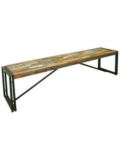 Urban-Chic-Dining-Bench-reclaimed-wood