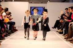Bang Bang Copenhagen for fall 2014 kids fashion at The Little Gallery show curated by Kids'wear Magazine