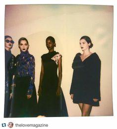 #Dior @kendalljenner #proudmama #parisfashionweek2016 #repost @thelovemagazine  @dior  #krisjenner #krisisms
