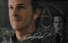 Supernatural Wallpaper Gabriel | Gabriel Trickster Wallpaper...