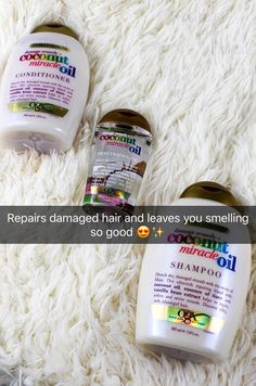 OGX Coconut Miracle Oil - Southeast by Midwest - Skin Care, Nails , Body Makeup, Summer Skin Care Curly Hair Care, Natural Hair Care, Curly Hair Styles, Natural Hair Styles, Natural Oil, Natural Beauty, Curly Hair Routine, Curly Hair Tips, Beauty Care