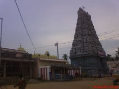 The Someswaraswamy Temple,or the Somarama at Bhimavaram, one of the Pancharamas, or the 5 temples dedicated to Lord Shiva in Andhra Pradesh.