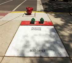 Life-Sized Monopoly Livens Up Chicago Streets:  An artist known as Bored filled up Chicago's Logan Square with Monopoly-inspired sculptures, making pedestrialns part of the life-sized board game....