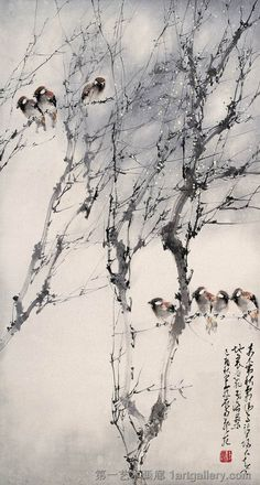 Zhao Shao'ang(赵少昂 Ch