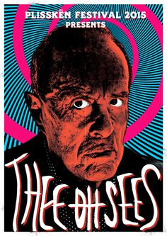 GigPosters.com - Thee Oh Sees