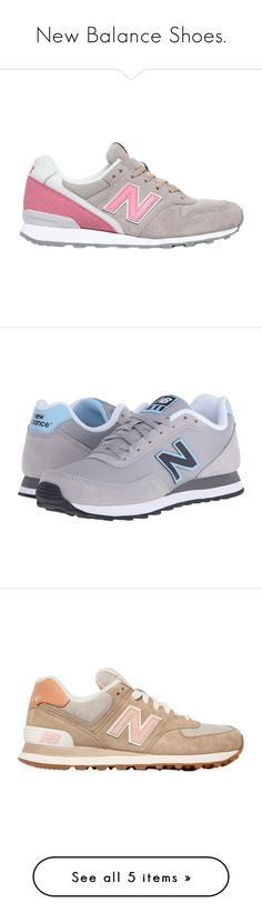 """""""New Balance Shoes."""" by mariamike94 ❤ liked on Polyvore featuring shoes, sneakers, new balance, обувь, suede shoes, suede leather shoes, new balance sneakers, new balance shoes, athletic shoes and grey"""