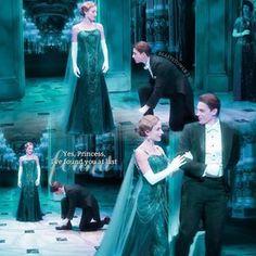 Anya and Dmitry Anastasia Movie, Anastasia Broadway, Anastasia Musical, Theatre Geek, Music Theater, Broadway Theatre, Broadway Shows, Journey To The Past, Dear Evan Hansen