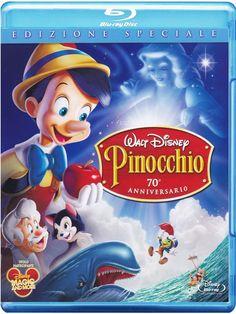 Pinocchio (Special Edition): Amazon.it: Ted Sears, Norman Ferguson, T. Hee, Wilfred Jackson, Bill Roberts, Hamilton Luske, Jack Kinney, Ben Sharpsteen: Film e TV
