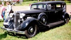 Nash 4-Door Sedan 1934 - Nash Ambassador