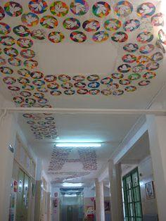 COLEGIO RAFAEL LÓPEZ DE HARO: DIA DE LA PAZ Y LA NO VIOLENCIA. Colegio Ideas, School Decorations, Preschool Activities, Ideas Para, Arts And Crafts, Teacher, Day, International Day Of Peace, Peace Dove