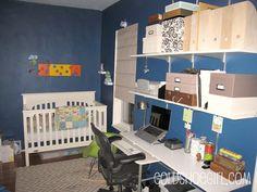 24 best Nursery/Office/Toddler Room images on Pinterest | Child room ...