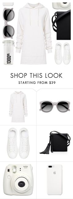 """1300"" by sharmarie ❤ liked on Polyvore featuring House Doctor, Cotton Citizen, Ace, Anine Bing, Elizabeth and James and Fujifilm"