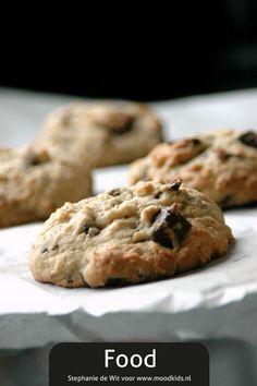 Bakken met spelt recept voor chocoladekoekjes | Moodkids