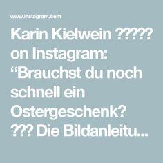 """Karin Kielwein ✂️🧷❤️ on Instagram: """"Brauchst du noch schnell ein Ostergeschenk? 🐰🐰🐰 Die Bildanleitung und das Schnittmuster #freebie findest du auf der Homepage von…"""" Instagram, Kiel, Easter Activities, Sewing Patterns, Tutorials, Pictures"""