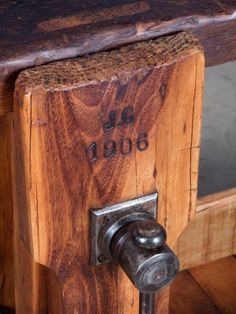 1906 French Bench is From the Future | Lost Art Press