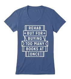 A tee that understands your addiction. | 27 Products For People Who Are Completely Obsessed With Books