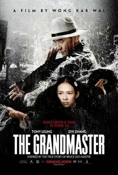 The Grandmaster di Wong Kar-wai Martedi 19 novembre 2013 ore 21.30 al Cinema Italia a Lucca