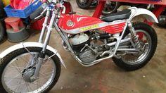 eBay: BULTACO 250 TRIALS BIKE GOOD RUNNER CLEAN CLASSIC 2 STROKE TWIN SHOCK PROJECT #motorcycles #biker
