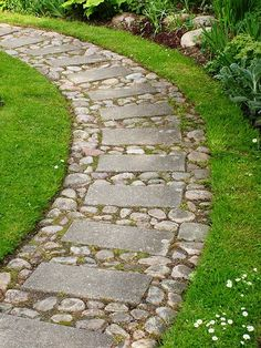 Image result for stone pathways