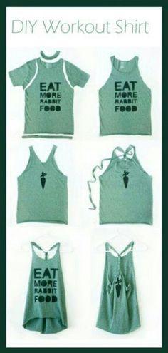 simple t-shirt diy unique online