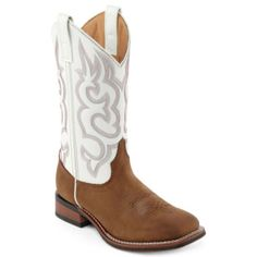 Laredo® Mesquite Womens Cowboy Boots, Color: L Beige Cute Cowgirl Boots, Womens Cowgirl Boots, Cute Boots, Western Shoes, Western Wear, Western Style, Cowgirl Style, Western Cowboy, Country Boots