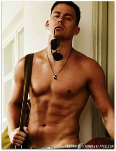 Channing Tatum Shirtless | Email This BlogThis! Share to Twitter Share to Facebook Share to ...