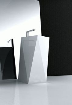 Meneghello paolelli associati for artceram sharp washbasin for Sideboard 04800