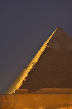 View the great pyramid from Mena House Hotel. #LiveTheLegend #Egypt