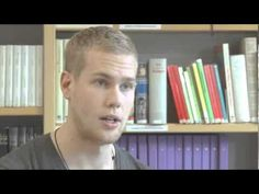 Video zur Praxisausbildung im Bachelor-Studium in Sozialer Arbeit -- Joël Erard - YouTube Videos, Student, Youtube, Training, College Students, Video Clip