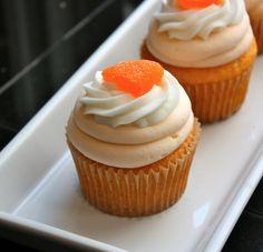 Cannella Vita: creamsicle cupcakes