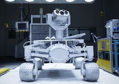 To the Moon! Lunar XPRIZE team looks to send Wikipedia into space aboard homemade rover
