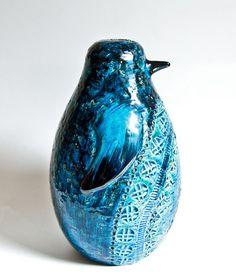 LARGE Bitossi Penguin, $295