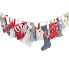Maileg Large Calendar Garland from Little Baby Company