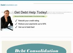 It was extremely difficult for me to find how much does debt consolidation cost. I still have nightmares. It's tough but you can do it.  Finding how much does debt consolidation cost sucks, but there was one thing aside from my friend that helped me out. There's a program that shows how much does debt consolidation cost course called Plan B Consultants that was one of the easier ones to follow.
