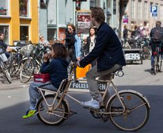 Copenhagen Bikehaven by Mellbin - Bike Cycle Bicycle - 2012 - 7223 by Franz-Michael S. Mellbin, via Flickr